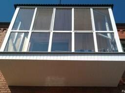 Французское Остекление Балкона Застеклить Балкон
