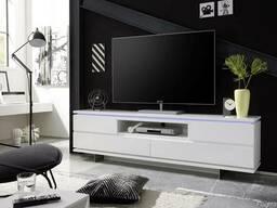 Современные тумбы под телевизор: разновидности дизайна. Кие