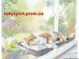 Спальное место для кошки на подоконнике Sunny Seat window