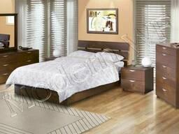 Спальня Латте з масиву дерева