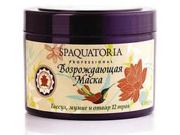 Spaquatoria Возрождающая маска на отваре 12 трав с. ..