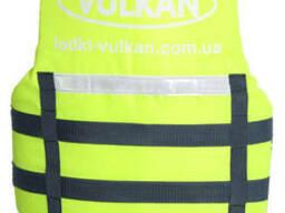 Спасжилет Vulkan нейлон 0-15 кг желтый