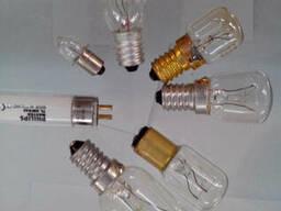 Спеціальні лампи для побутових приладів.