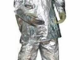Специальный термозащитный костюм «Індекс-3»
