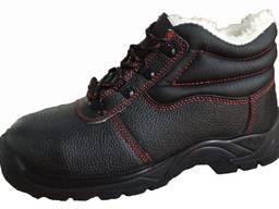 Спецобувь, ботинки рабочие утепленные