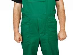 Спецодежда, костюм рабочий евро зеленый