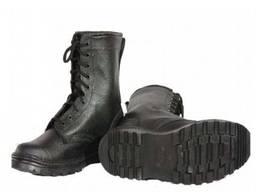 Спецодежда, обувь для охраны ботинки с завышенными берцами