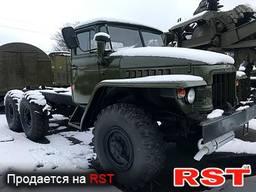Спецтехніка КАМАЗ 4310, Урал 4320.