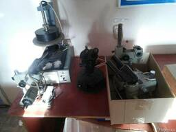 Спектрофотометр, микроскопы