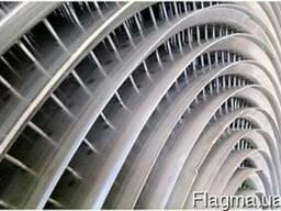 Спиральный теплообменник с дуплексной стали Duplex SS UNS318