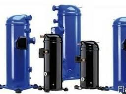 Спиральные компрессоры Danfoss