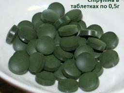 Спирулина - нормацизация обмена веществ и похудение