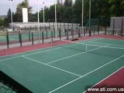 Строительство теннисных кортов, Киев