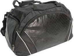 Спортивная сумка 24 л Loren, Польша черная LrsTRB-05
