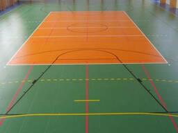 Спортивное покрытие , спортивный линолеум