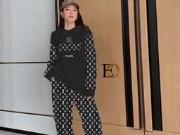 Спортивный костюм Louis Vuitton женский
