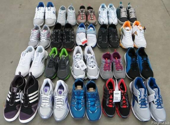 Спортивный микс. Оригинальные кроссовки из Европы.