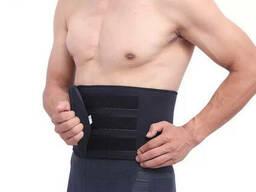 Спортивный пояс Aolikes для поддержки мышц спины и живота. ..