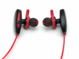 Спортивные Bluetooth наушники Koncen X13 Красные X13