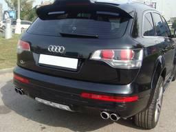 Спойлер Audi Q7 2006 2007 2008 2009