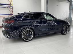 Пороги BMW X6 G06 2020 2019