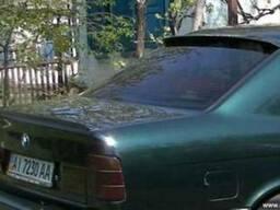 Спойлер М стиль для BMW Е34 5 серия