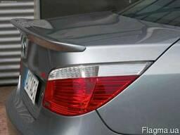 Спойлер на крышку багажника BMW Е60