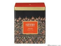 Справжній цейлонський чай! Преміум якість від Newby