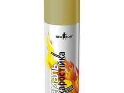 Спрей New Ton жаростійкий золотистий 200-600°с 400мл