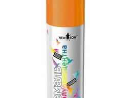 Спрей NewTon флуоресцентный Оранжевый 400мл
