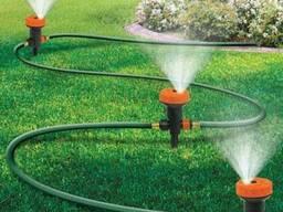 Спринклерная система полива газона Portable Sprinkler System