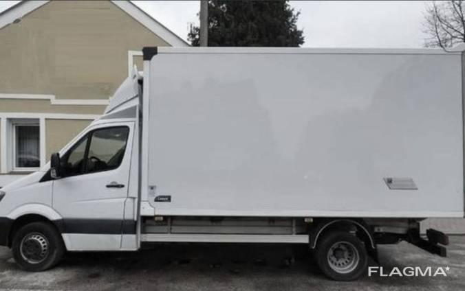 Sprinter 519 / 2018г. Холодилник 4.25m, termo-kont Carrier