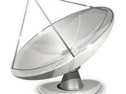 Спутниковая антенна, комплект спутникового тв