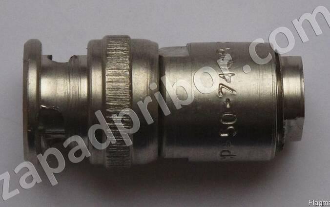СР-50-74ФВ вилка кабельная, байонет, фторпласт