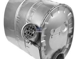 Средний глушитель выхлопных газов renault 7420920724