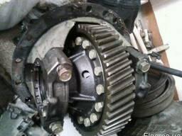 Средний редуктор КамАЗ 4310
