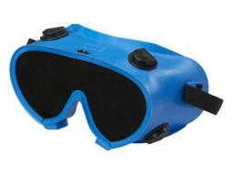 Средства защиты глаз для газосварщиков( очки газос-ка Исток)