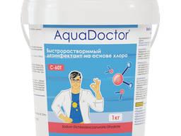 Средство для бассейнов -хлор быстрого действия AquaDoctor