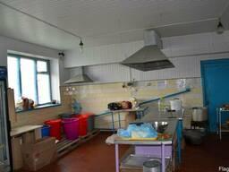 Срочно здание 800 кв. м под пищевое производство