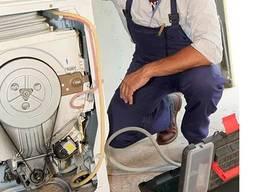 Срочный ремонт стиральных машин у Вас на дому.