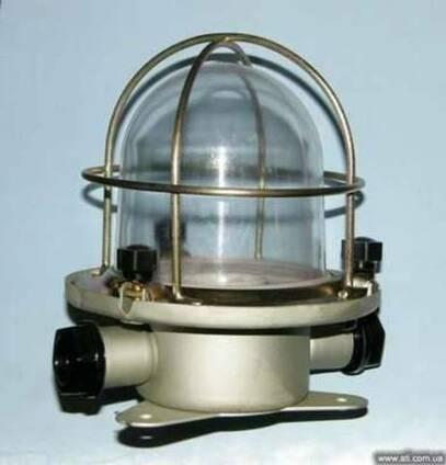 СС-328 Е светильник судовой