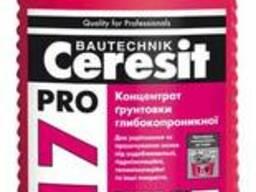 Грунтовка СТ 17про/1л концентрат (1:10) огрунтовка основания