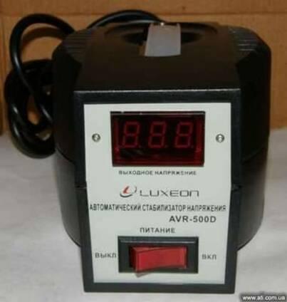 Стабилизатор для газового котла AVR-500D