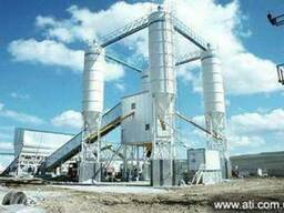 Стационарный бетонный завод Guris (Турция)