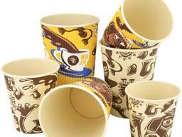Стакан бамбуковый Afrika bamboo для кофе и чая. Арт 17792 (110, 180, 250, 350, 450, 500)