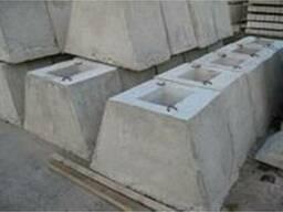 Стакан ФС-1 для установки заборных плит купить