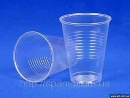 Стаканчики пластиковые 80 мл, 180 мл, 480 мл