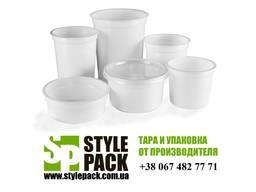 Стаканы для производства молочной продукции