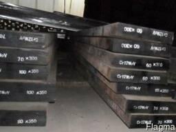 Сталь 4Х5МФС полоса 30х500х1690 мм
