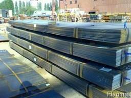 Листи гарячекатані рессорно-пружинна сталь 65Г
